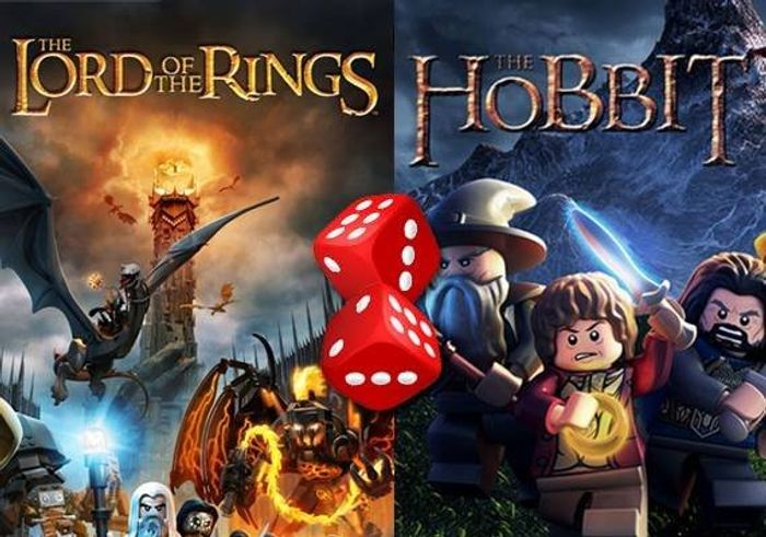 "Random Steam Key: ""LEGO: The Lord of the Rings"" or ""LEGO: The Hobbit"""