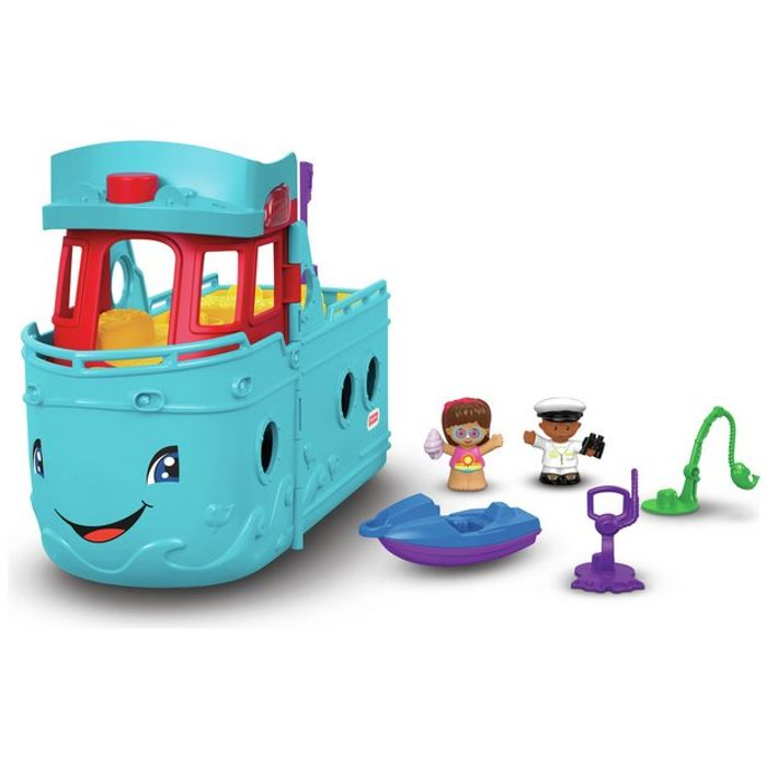 Fisher-Price Travel Together Friend Ship