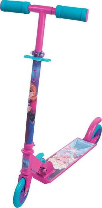 Disney Frozen Inline Foldable Aluminium Scooter £9.99 at ClearanceXL