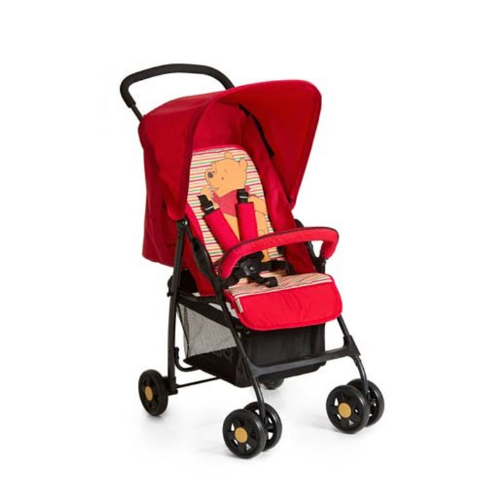 Hauck Sport, Pushchair Birth / 15 Kg with Lying Position, Easy &Compact Folding