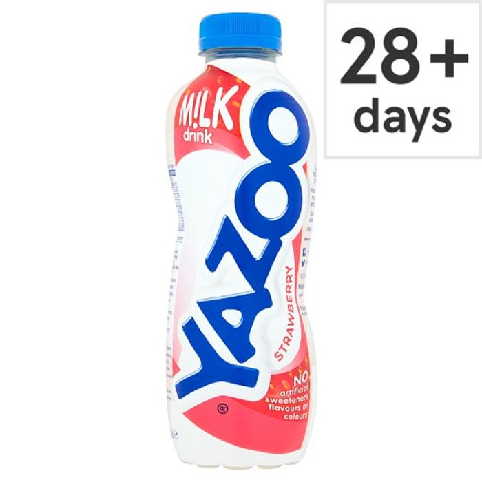 Yazoo Chilled Milkshake 400ml All Flavours