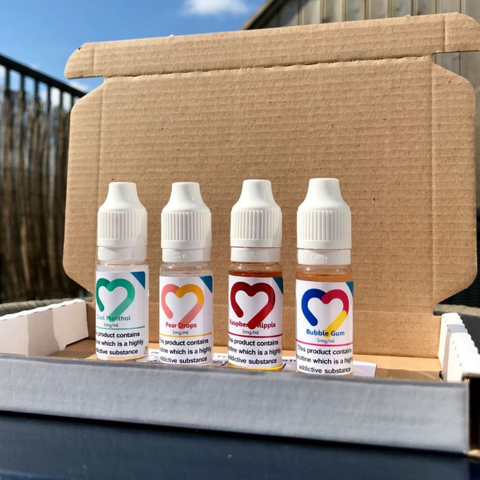 4 Vaping E-Liquid's Worth £15 Just Pay £2.50 Postage