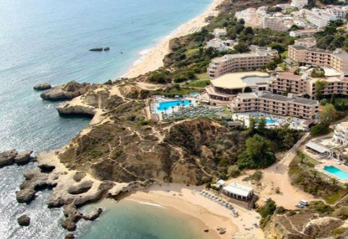 Auramar Beach Resort Portugal, Algarve, Beachfront All Inclusive Break