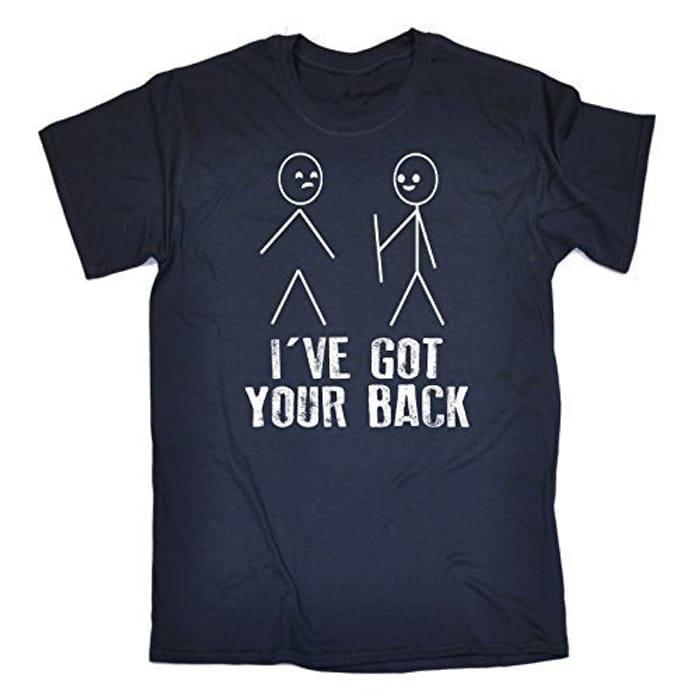 Men's - I've GOT Your Back - Loose Fit T-Shirt