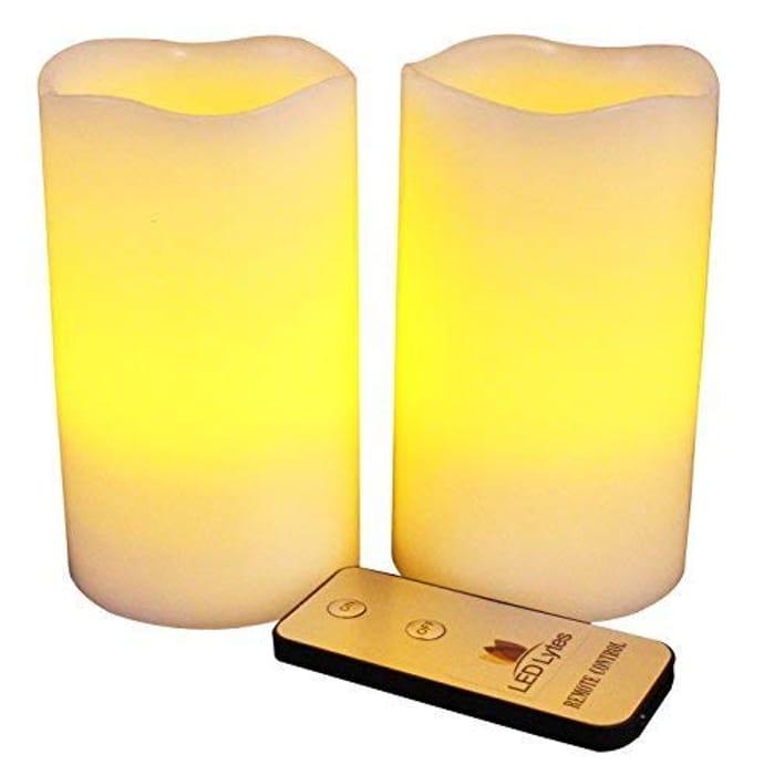 LED Lytes Battery Powered Candles
