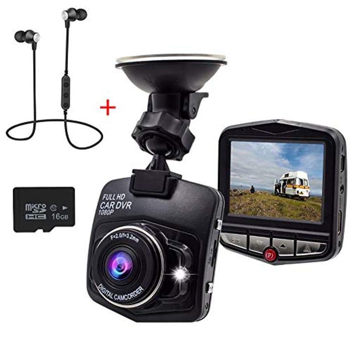 Dash Cams-in Car Dashboard Camera