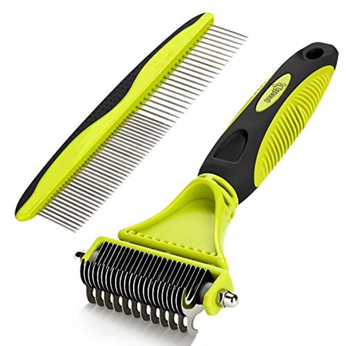 50% off Pecute Grooming Dematting Comb Tool Kit £6.495