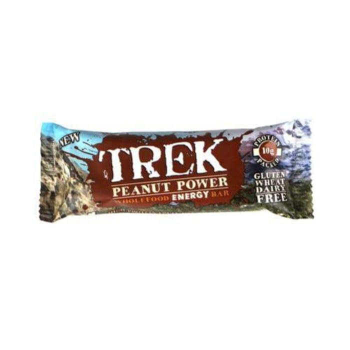 36 TREK Bars- Less than 21p Each!