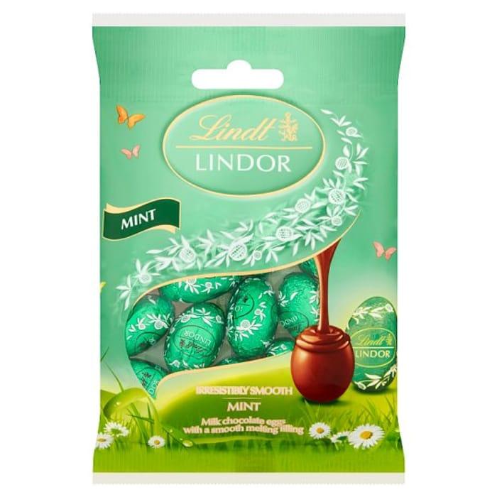 Llindt Mint Eggs Half Price At Tesco 1 Latestdealscouk