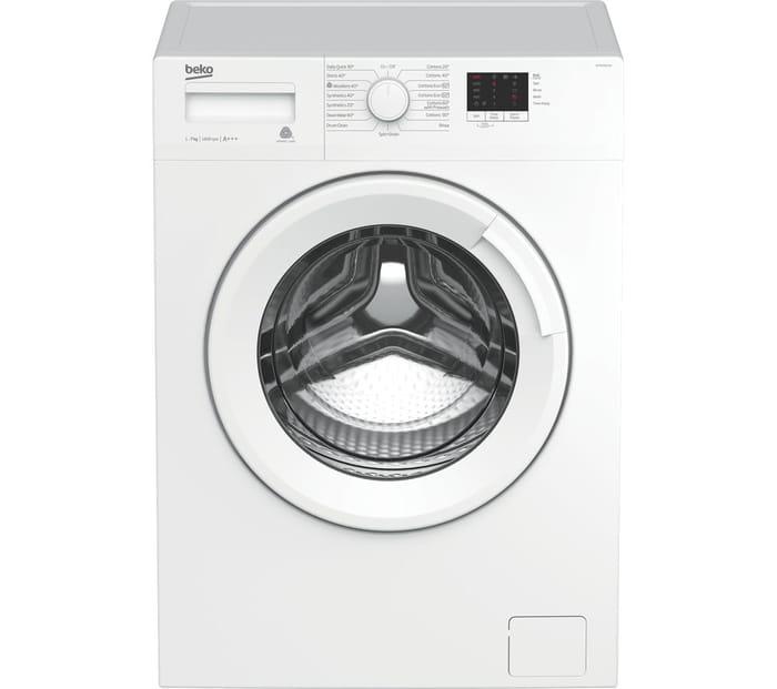 BEKO WTB740E1W 7 kg 1400 Spin Washing Machine - White