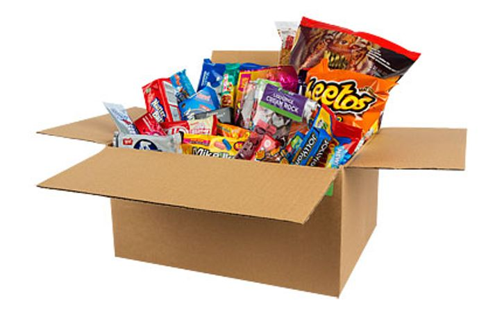 Huge American Clearance Mystery Box Only 19 00 At Candy Hero At Candyhero Latestdeals Co Uk