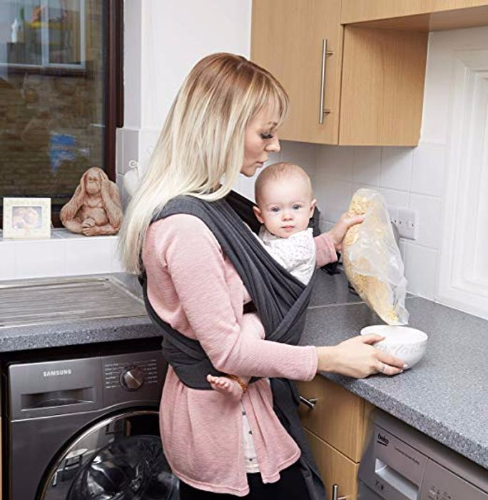 50% 0ff Baby Wrap Carrier by Sanggol