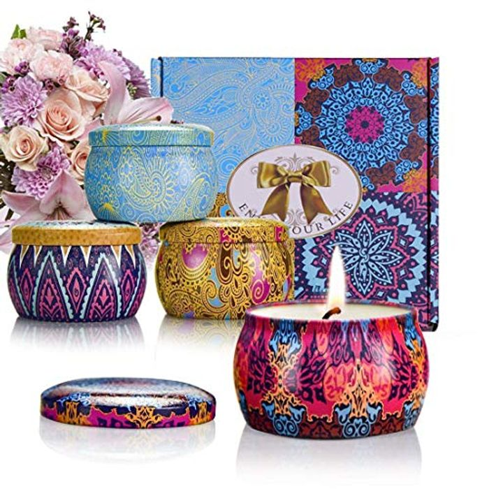 Scented Candles Gift Set - £4.49 from Amazon ...