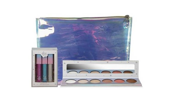 Technic Halo Glow Eye Shadow and Lip Gloss Set Only £5.99