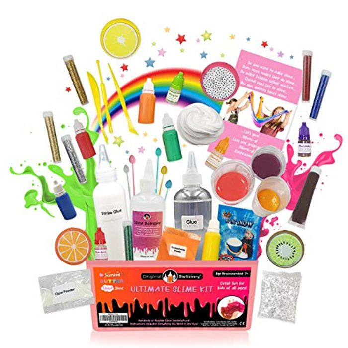 Ultimate Slime Kit Supplies Stuff for Girls and Boys