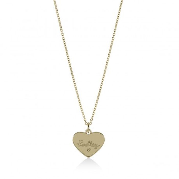 Radley Heart Pendant Necklace at Radley London Only £24