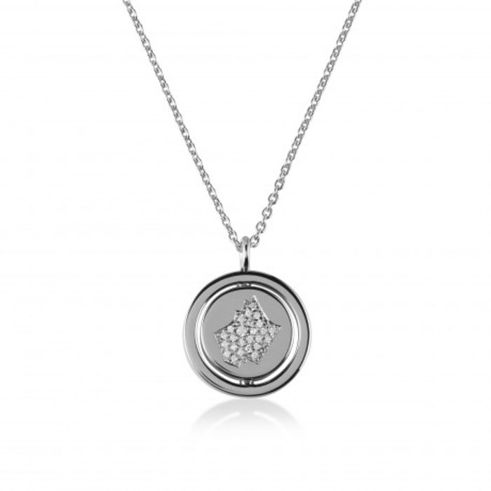 Love Radley Silver Necklace Down From £85 to £40.8