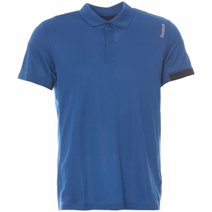 REEBOK Se Jcq Polo Down From £31 to £9