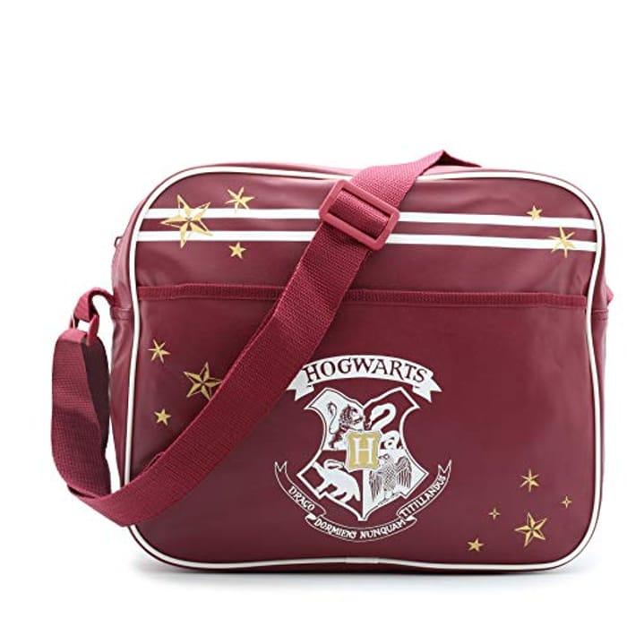 Harry Potter Messenger Bag Hogwarts Crossover Bags