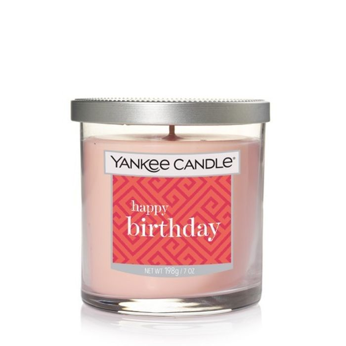 3 for 2 Small Personalised Yankee Candles!