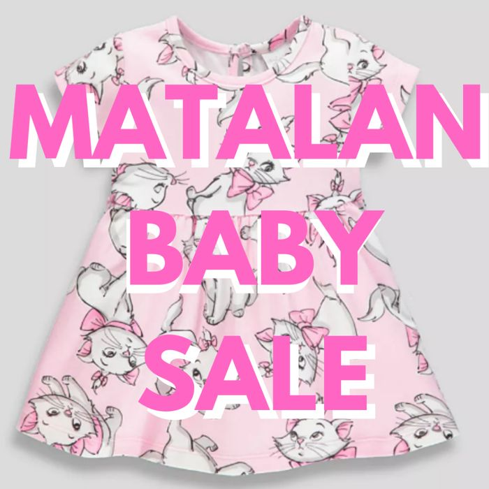 Matalan Baby Sale - Everything £5 and Under!