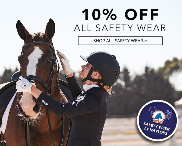 10% off All Safety Equipment with Code