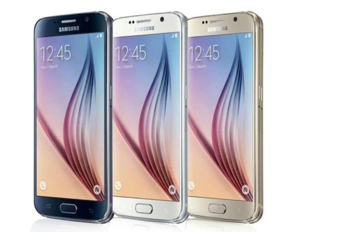 32GB Samsung Galaxy S6 - 3 Colours!