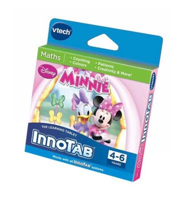 VTech InnoTab Software - Minnie Mouse Only £0.5