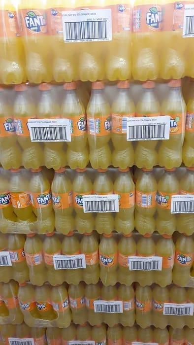 Fanta Orange 12x500ml Bottles - Save £8