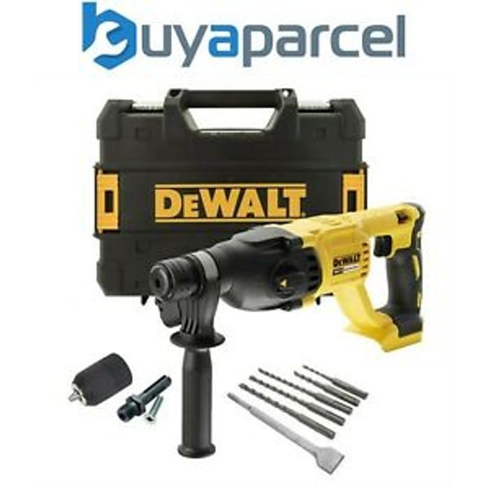 Dewalt DCH133N 18v Brushless SDS Hammer Drill 3 Mode Bare