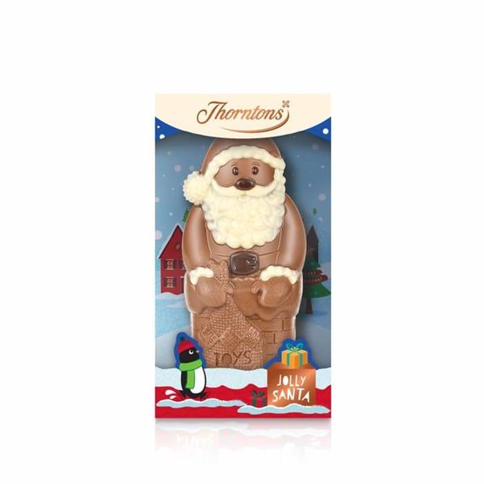 Cheap Thorntons Chocolate Santa 050 Latestdealscouk