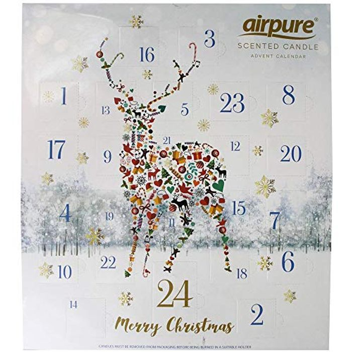 Airpure Scented Luxury Candle Advent