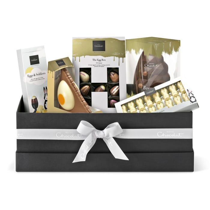 Hotel Chocolat EASTER Hamper - Save £18