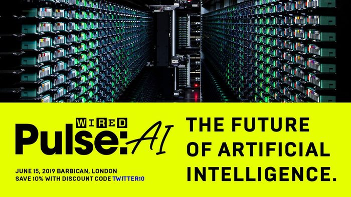 Save 10% off Wired: Pulse Tickets - AI on Human Experience