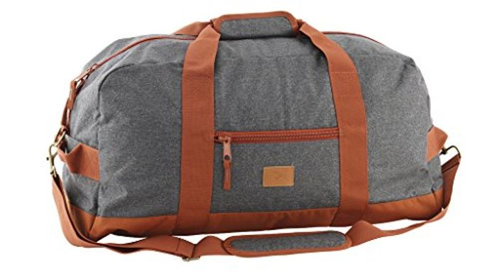 Denim Unisex Holdall - Limited Stock at Amazon