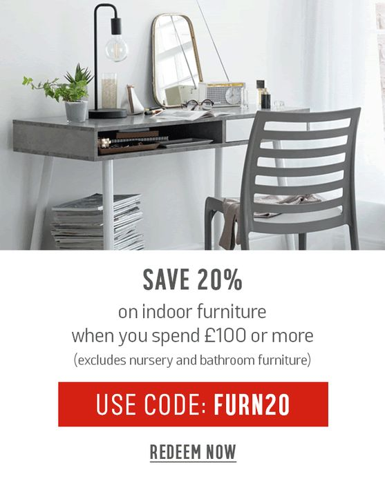 ARGOS - save 20% Indoor Furniture
