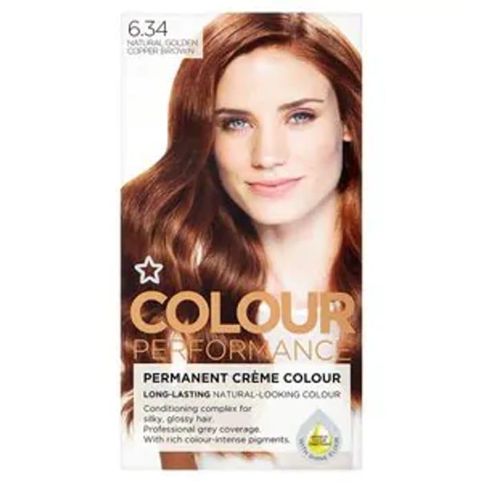 Hair Dyes 2 for £7 at Superdrug