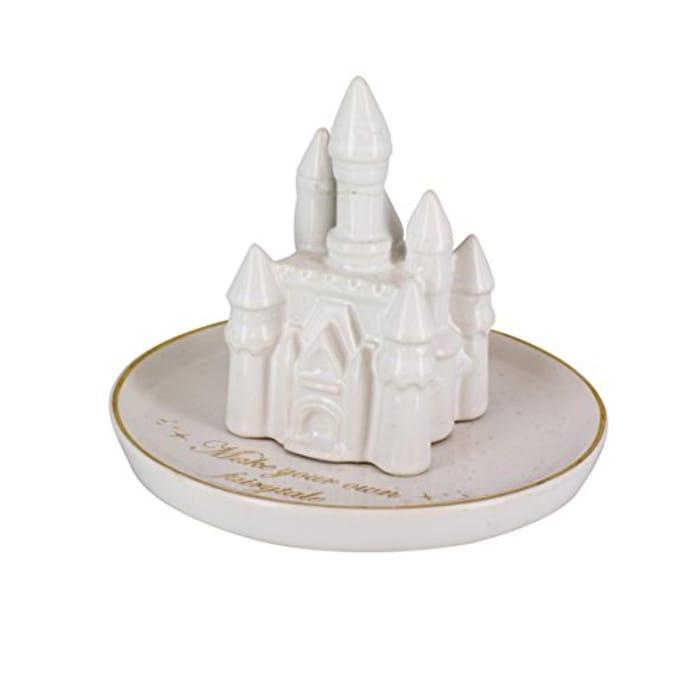 Disney Princess Castle Trinket Dish