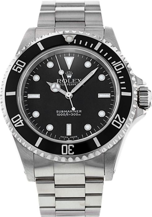 Win a Rolex Submariner worth £6,450