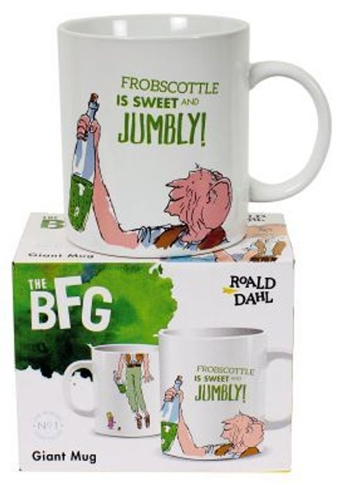 BFG Giant Mug
