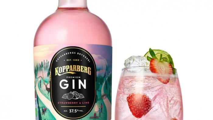 Kopparberg Gin is Here