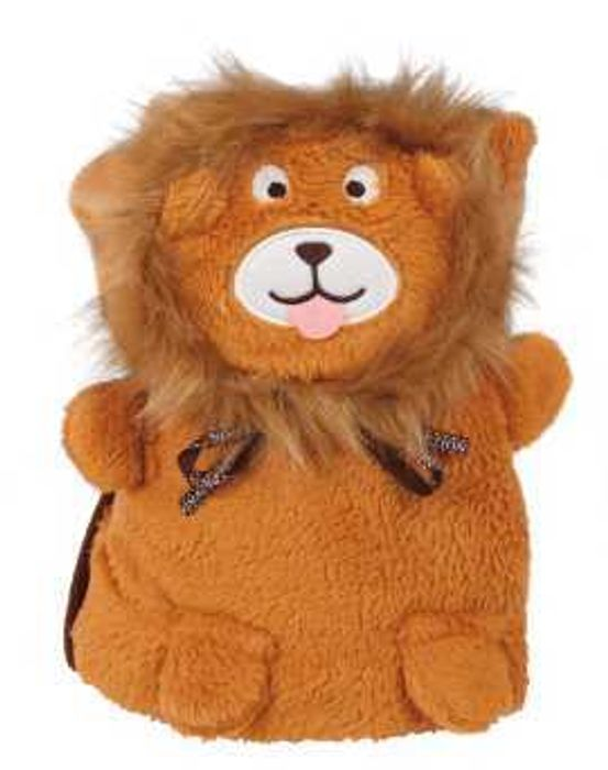 Cuddle Lion Blanket at The Book People Only £5.99