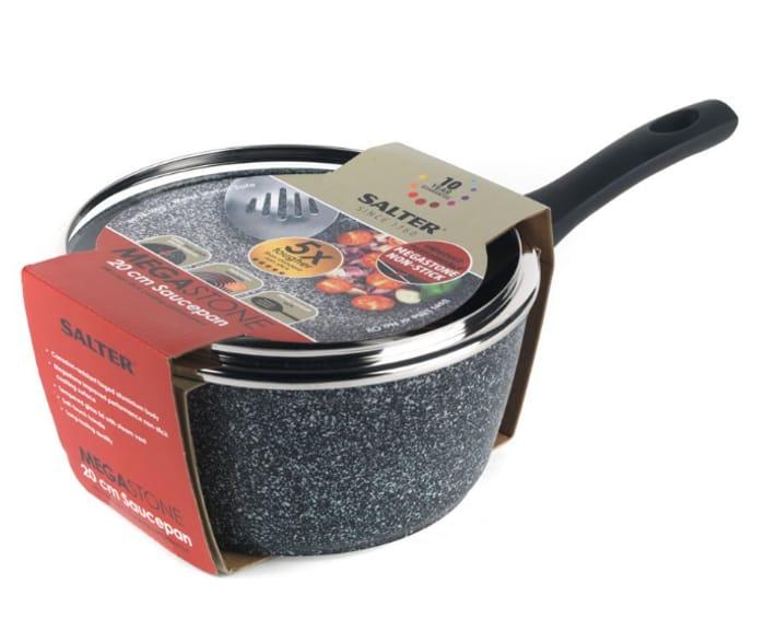 Salter Megastone Saucepan Less Than Half Price 163 16 99