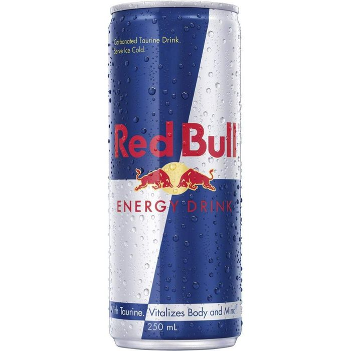 Free Can of Red Bull (voucher)