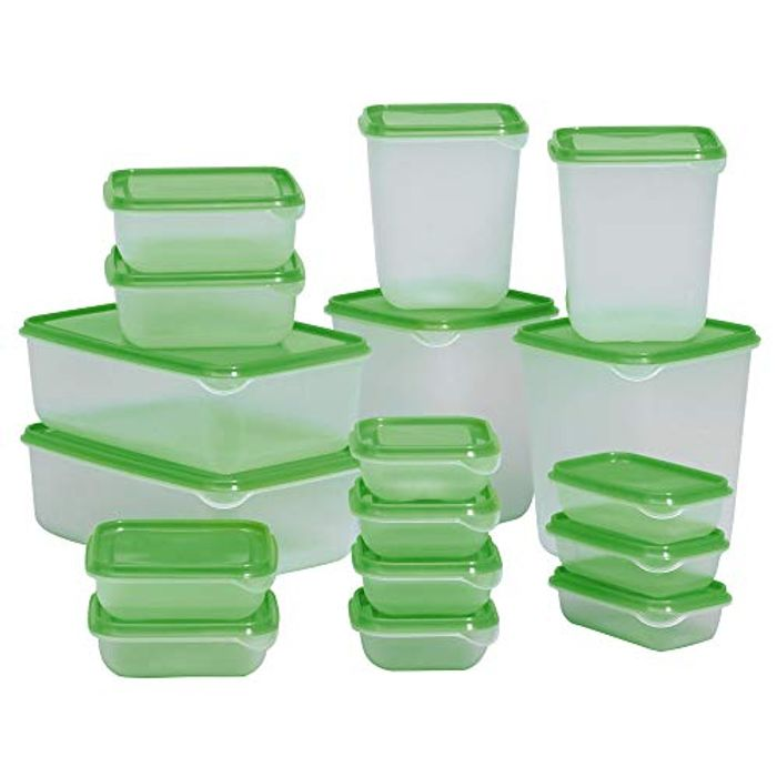 Ikea Food Container Set of 17