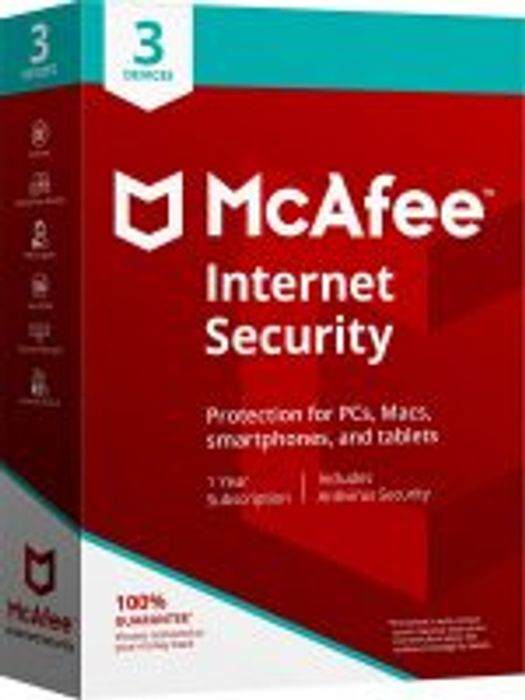 McAfee Internet Security 2019 (Windows)