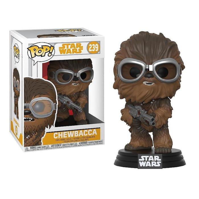 Funko Pop Star Wars Chewbacca Goggles