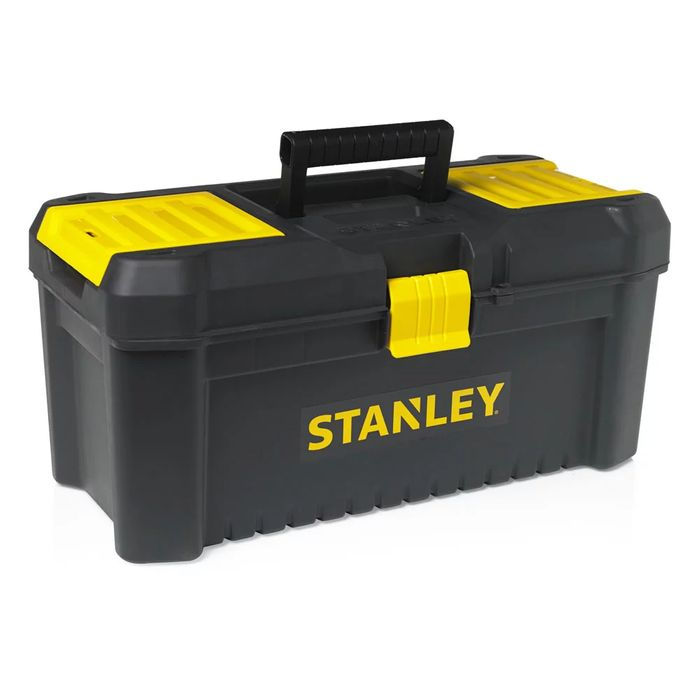 Stanley Toolbox with Tray Organiser 16 Inch