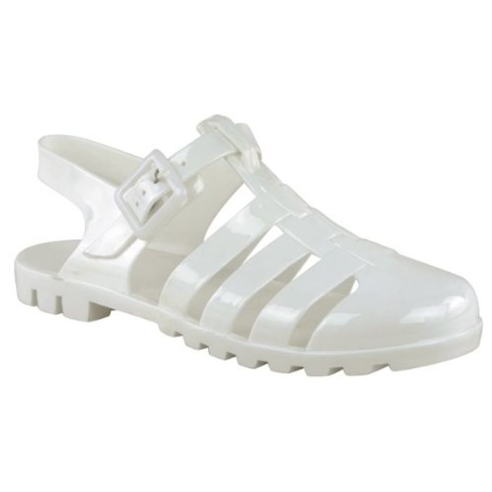 Remember These? Jelly Shoes