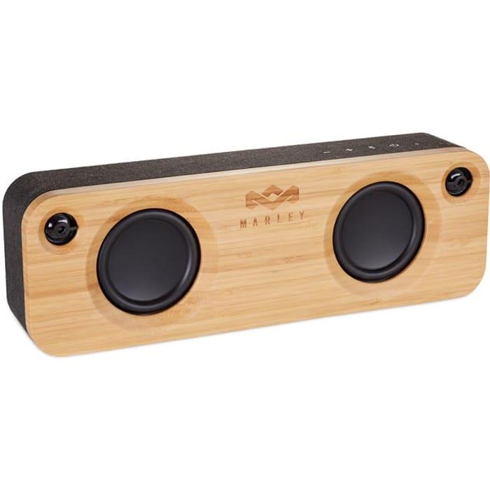 House of Marley Get Together BT Portable Wireless Speaker - Black
